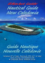 New Caledonia Cruising DVD