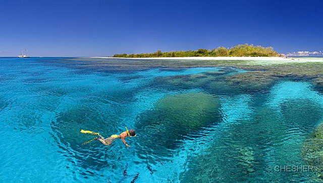 Mare Island South Pacific