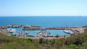 Koumac marina new caledonia port of entry