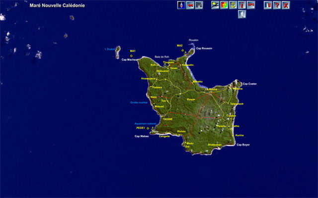 Requirements To Rent A Car >> Anchorages Mare Cruising Guide and sailing charts